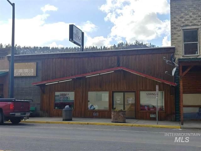 22 N Main St, Kooskia, ID 83539 (MLS #98762301) :: Boise Home Pros