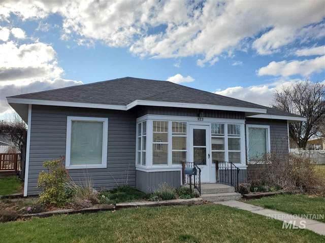 813 G, Rupert, ID 83350 (MLS #98762319) :: Boise Home Pros