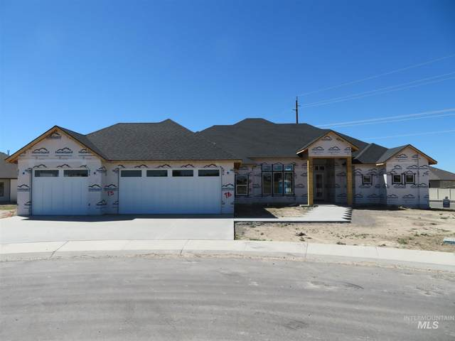 439 Meadowview Lane North, Twin Falls, ID 83301 (MLS #98762322) :: Epic Realty
