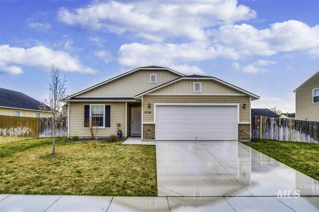 1034 S Hebgon Lake Ave, Middleton, ID 83644 (MLS #98762327) :: Jon Gosche Real Estate, LLC