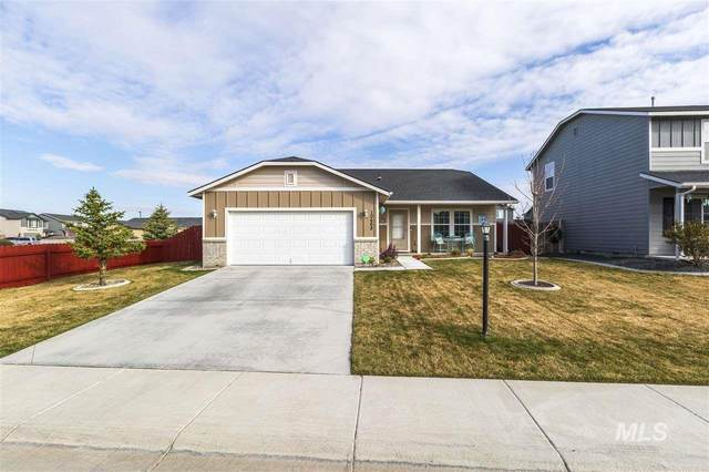 10668 Tysen Springs St, Nampa, ID 83687 (MLS #98762328) :: Silvercreek Realty Group