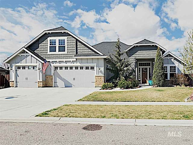 3253 S Fox Leash Ave, Eagle, ID 83616 (MLS #98762330) :: Jon Gosche Real Estate, LLC