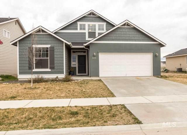 8418 E Rathdrum Dr., Nampa, ID 83687 (MLS #98762341) :: Jon Gosche Real Estate, LLC