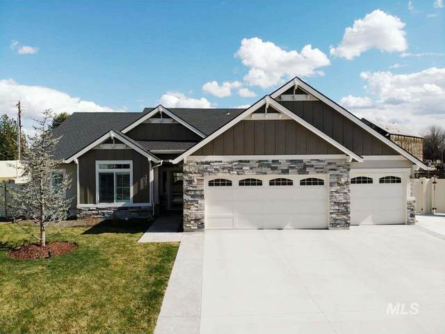 4053 W Spring House Dr, Eagle, ID 83616 (MLS #98762347) :: Jon Gosche Real Estate, LLC
