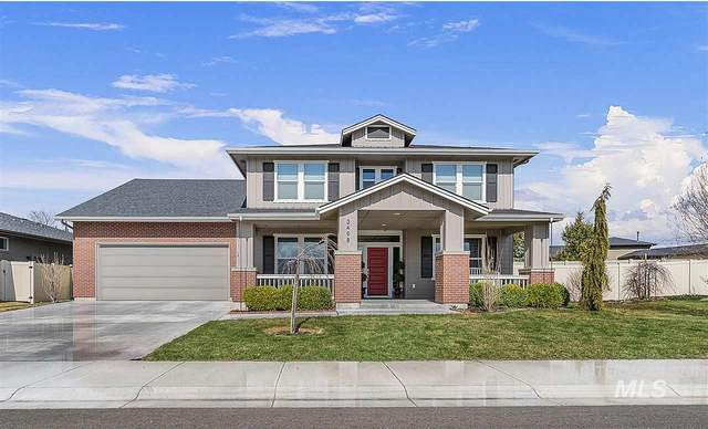 3498 E Falcon Dr., Meridian, ID 83642 (MLS #98762349) :: Silvercreek Realty Group