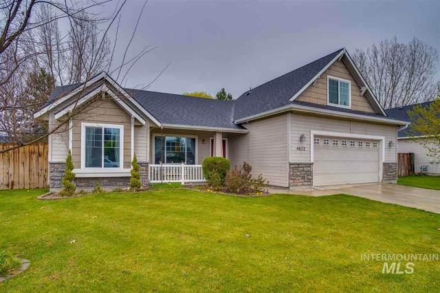 4672 W Gillette St, Meridian, ID 83642 (MLS #98762410) :: Jon Gosche Real Estate, LLC
