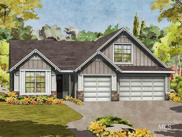 3389 W Wolf Rapids Drive, Meridian, ID 83646 (MLS #98762422) :: Jon Gosche Real Estate, LLC
