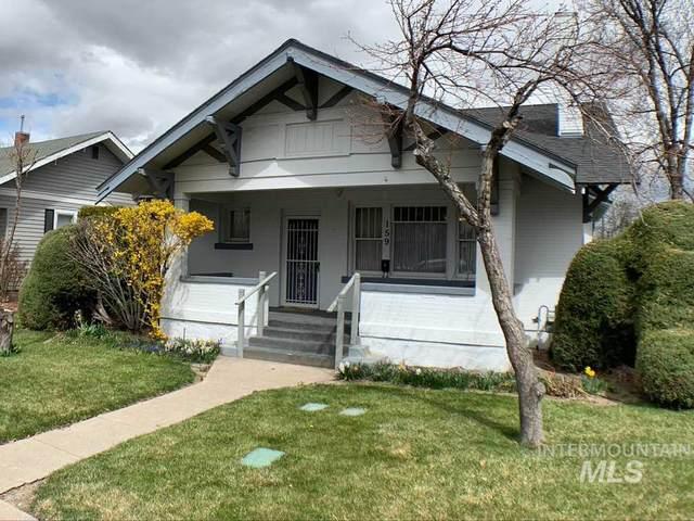 159 E 9Th Ave, Twin Falls, ID 83301 (MLS #98762441) :: Jon Gosche Real Estate, LLC