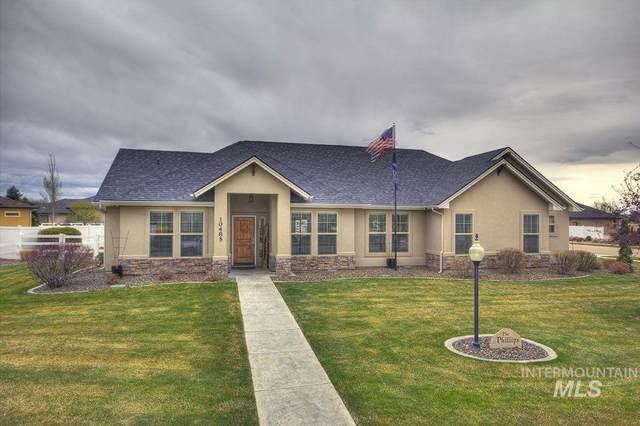10485 Mychal Lane, Nampa, ID 83687 (MLS #98762444) :: Full Sail Real Estate