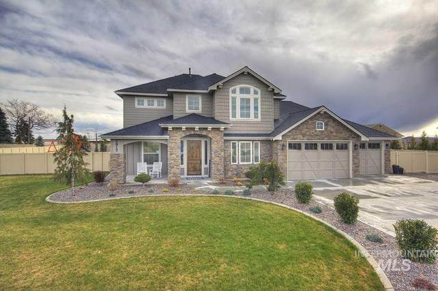 7817 E Stonecastle Dr, Nampa, ID 83687 (MLS #98762446) :: New View Team