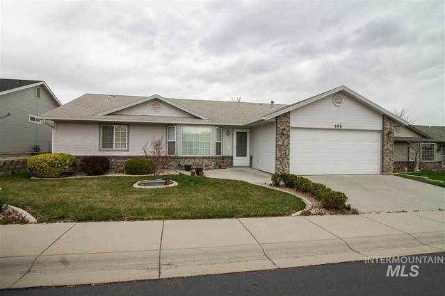 608 N Sterling St., Nampa, ID 83651 (MLS #98762452) :: Own Boise Real Estate