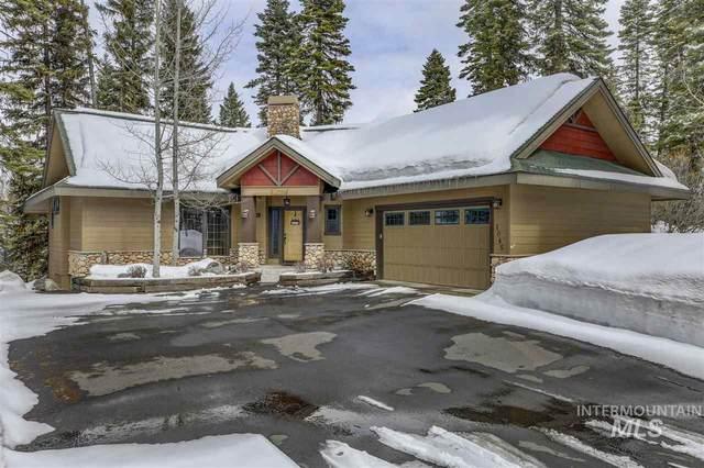 1045 Fireweed Drive, Mccall, ID 83638 (MLS #98762453) :: Bafundi Real Estate