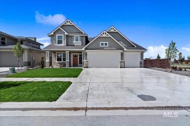 1637 W Capstone Drive, Nampa, ID 83686 (MLS #98762458) :: Jon Gosche Real Estate, LLC