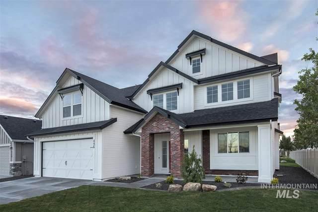 1517 W Tenzing Street, Nampa, ID 83686 (MLS #98762462) :: Boise Home Pros