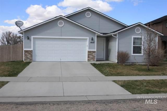 1800 E Deerhill Dr., Meridian, ID 83642 (MLS #98762466) :: Jon Gosche Real Estate, LLC