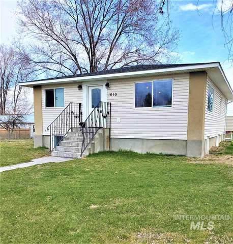 1610 K Street, Heyburn, ID 83347 (MLS #98762472) :: Boise River Realty