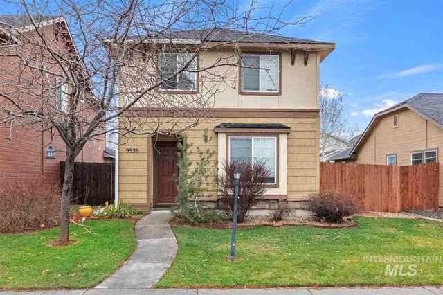 9929 W Bronze Street, Boise, ID 83709 (MLS #98762478) :: Idaho Real Estate Pros