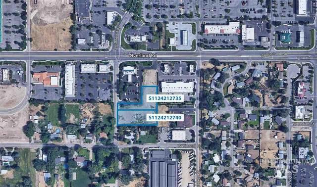 S Vinnell Street, Boise, ID 83709 (MLS #98762484) :: Boise River Realty
