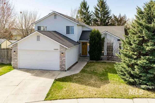 11853 W Silver City Ct, Boise, ID 83713 (MLS #98762497) :: Boise Home Pros
