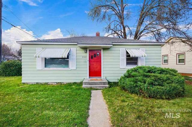 2243 S Broadway Ave., Boise, ID 83706 (MLS #98762498) :: New View Team