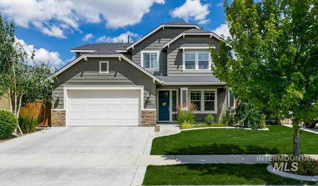 656 W Laughton Dr, Meridian, ID 83646 (MLS #98762501) :: Team One Group Real Estate