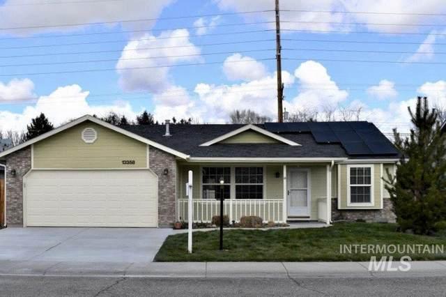 13358 W Persimmon Street, Boise, ID 83713 (MLS #98762504) :: Boise Home Pros