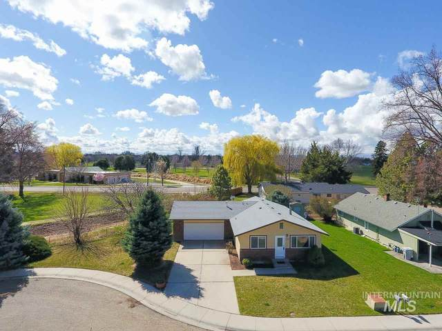 727 W Aspen Place, Nampa, ID 83651 (MLS #98762508) :: Epic Realty