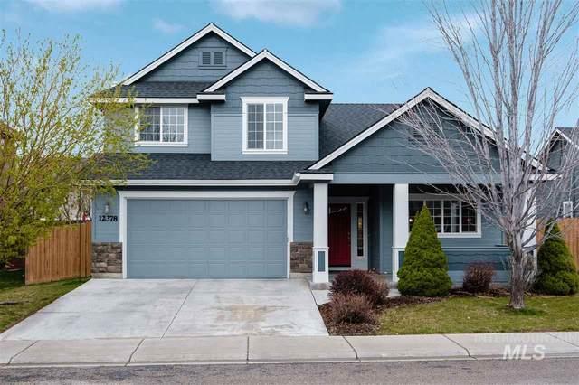 12378 W Mardia St, Boise, ID 83709 (MLS #98762513) :: Boise Home Pros