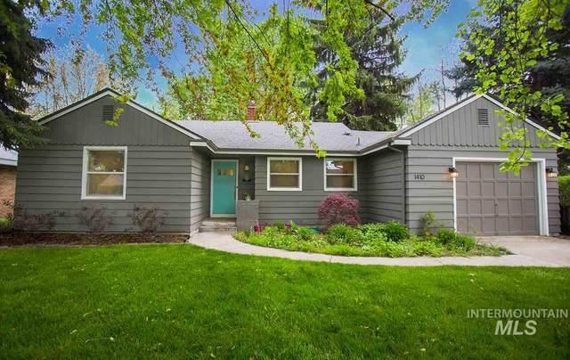 1410 S Arcadia Street, Boise, ID 83705 (MLS #98762531) :: Epic Realty
