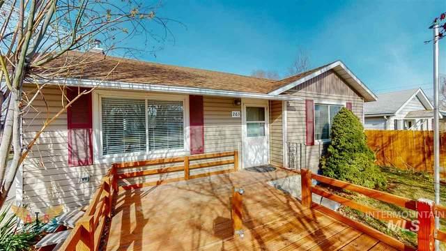 263 Tyler St, Twin Falls, ID 83301 (MLS #98762551) :: Jon Gosche Real Estate, LLC