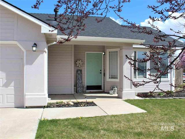 1716 N Cliffrock, Nampa, ID 83651 (MLS #98762554) :: Epic Realty