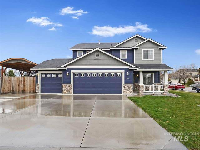 677 N N Siltstone Ave, Kuna, ID 83634 (MLS #98762566) :: City of Trees Real Estate