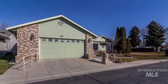 604 N. Sterling Street, Nampa, ID 83651 (MLS #98762575) :: Full Sail Real Estate