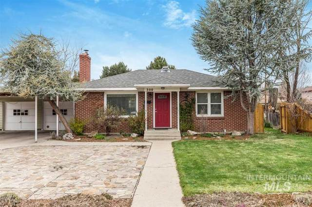 300 W Linden, Boise, ID 83706 (MLS #98762587) :: Team One Group Real Estate