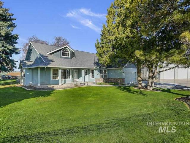 15381 Lake Avenue, Nampa, ID 83651 (MLS #98762608) :: Epic Realty