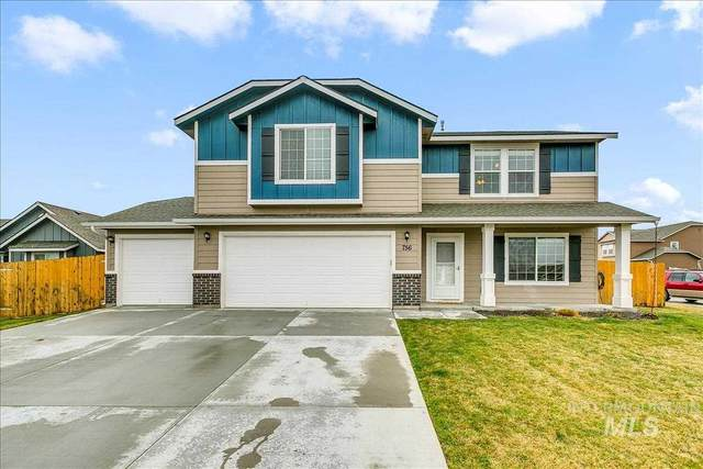 756 S Landore Ave, Kuna, ID 83634 (MLS #98762612) :: City of Trees Real Estate