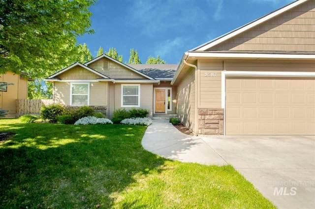 2587 S Skyview Dr, Nampa, ID 83686 (MLS #98762626) :: Bafundi Real Estate