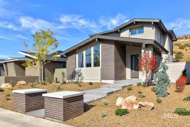 3056 S Millbrook Way, Boise, ID 83716 (MLS #98762647) :: Bafundi Real Estate