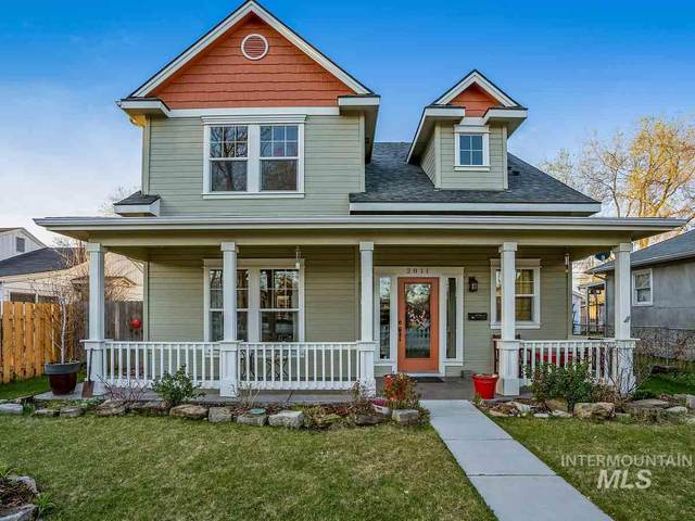 2811 Jefferson, Boise, ID 83702 (MLS #98762650) :: Full Sail Real Estate