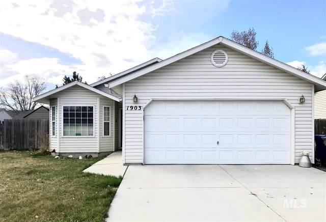 1903 W Curlew St., Nampa, ID 83651 (MLS #98762657) :: Bafundi Real Estate