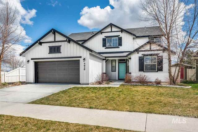 4626 N Maplestone Avenue, Meridian, ID 83646 (MLS #98762659) :: New View Team