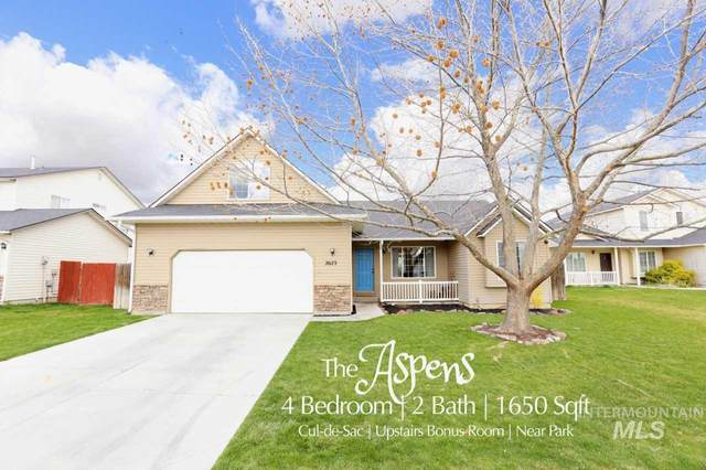 2623 Strayhorn Court, Caldwell, ID 83607 (MLS #98762666) :: New View Team