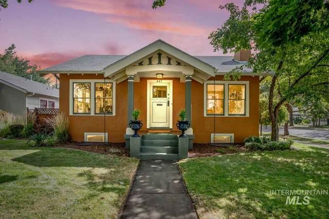 447 W Ofarrell, Boise, ID 83702 (MLS #98762667) :: Epic Realty