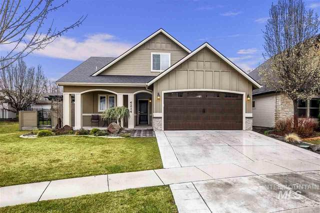 4214 S Constitution Avenue, Boise, ID 83716 (MLS #98762668) :: Bafundi Real Estate