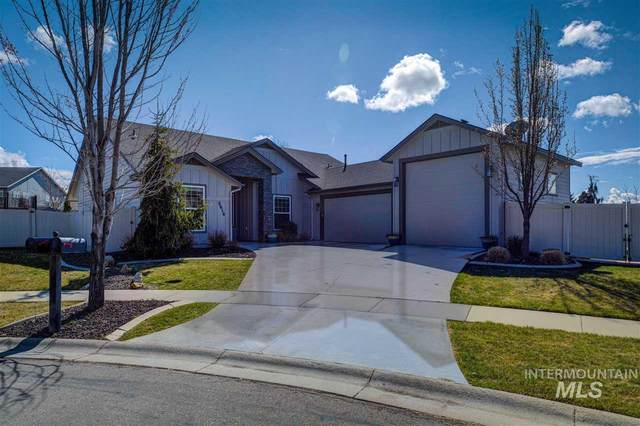 5616 N Morpheus Pl., Meridian, ID 83646 (MLS #98762670) :: Team One Group Real Estate