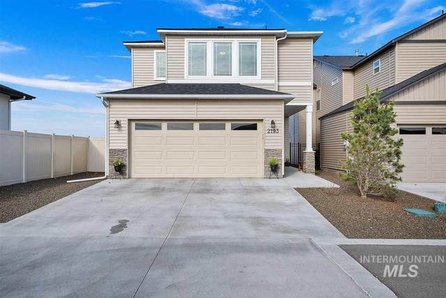 2193 S Hills, Meridian, ID 83642 (MLS #98762671) :: Bafundi Real Estate