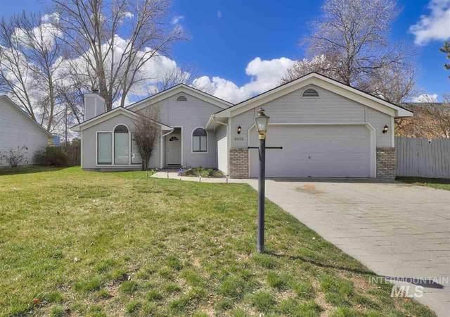 6673 W Trowbridge St, Boise, ID 83714 (MLS #98762674) :: Epic Realty