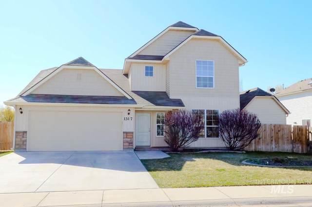 1317 W. Aberdeen Ave., Nampa, ID 83686 (MLS #98762675) :: Bafundi Real Estate