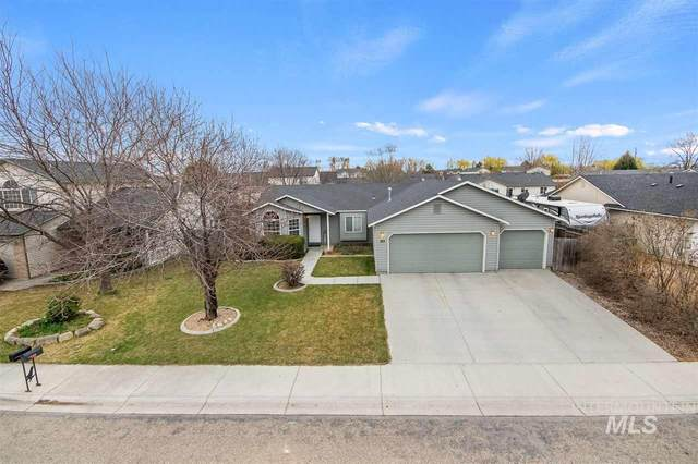 183 E Wood Owl Dr, Kuna, ID 83634 (MLS #98762676) :: City of Trees Real Estate