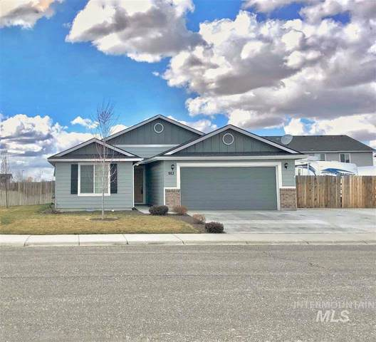 953 S Rumney Ave., Kuna, ID 83634 (MLS #98762684) :: City of Trees Real Estate
